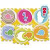 Коврик мозаика Животные Chicco (07162.00)
