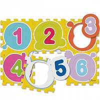 Коврик мозаика Числа Chicco (07161.00)