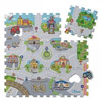 Коврик мозаика Город Chicco (07163.00)