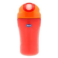 Чашка Insulated Cup оранжевая 18м+ Chicco (06825.70)