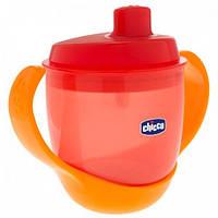Чашка Meal Cup оранжевая 12м+ Chicco (06824.70)