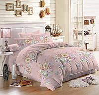 Комплект постельного белья, полутораспальный.  Ранфорс