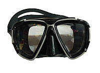 Маска  для плавания Sprinter 246tss с закаленным стеклом