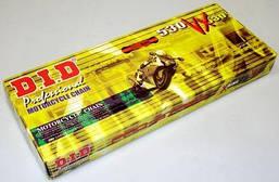 Приводная цепь 50VX Gold | DID 50(530)VX G&B - 110ZB