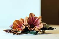 Заколка с цветами, фото 1