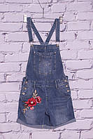 Комбинезон женский джинсовый шортами Miss Natalie (код6436)