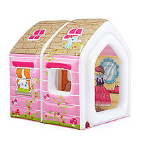 """Игровой центр-домик Intex """"Princess Play House"""" 48635 RI"""
