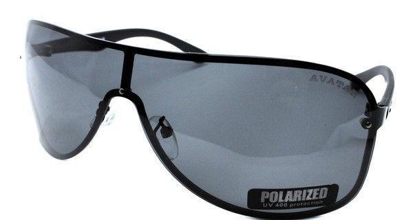 Стильные молодежные солнцезащитные очки для парней Avatar Polaroid