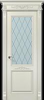 """Деревянные шпонированные двери """"Папа Карло"""" коллекции CLASSIC  модель  Premiera( F )"""