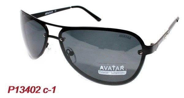 febdce9d572e Солнцезащитные очки Avatar Polaroid формы Aviator для мужчин - Оригинальные  подарки в интернет-магазине Панда