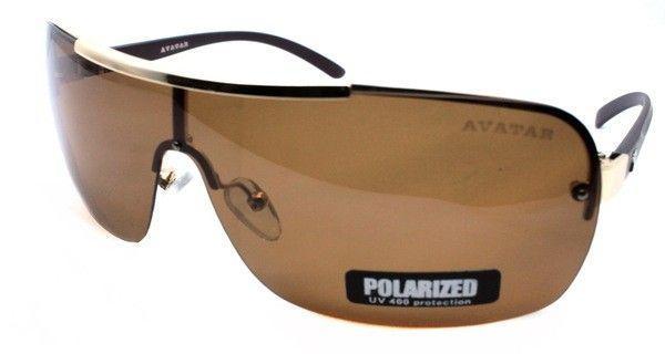 Солнцезащитные брендовые очки мужские Avatar Polaroid