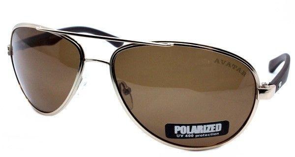 Стильные очки солнцезащитные авиаторы мужские Avatar Polaroid -  Оригинальные подарки в интернет-магазине Панда- 9ad5d5c62c4