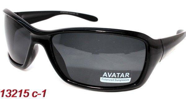 Поляризующие летние солнцезащитные очки для мужчин Avatar Polaroid