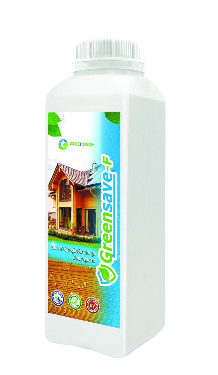 GREENSAVE- F:Био-гидрофобизатор для дерева