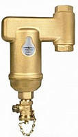 "Сепаратор воздуха Spirotech SpiroVent Air 3/4"" Vertical"