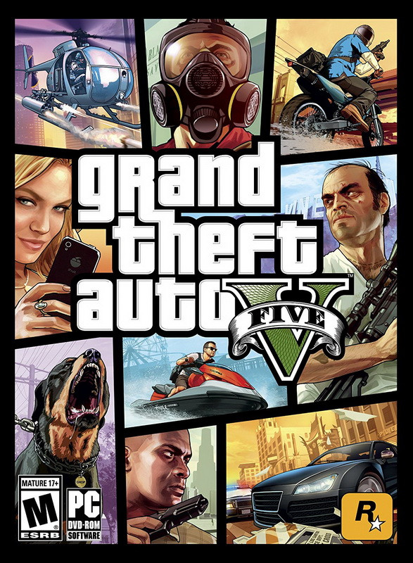 GTA 5 - Grand Theft Auto 5 (PC) Лицензия