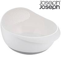 Миска Joseph Joseph Prep & Serv Large (большая) белая 40064