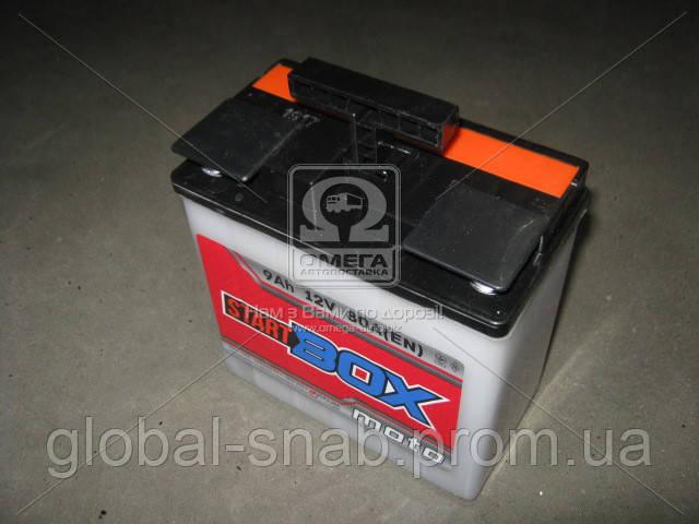 "Аккумулятор    9Ah-12v StartBOX MOTO 6МТС-9С (148х86х107) EN80 клемма круглая - ТОВ ""ГЛОБАЛ СНАБ"" в Мариуполе"