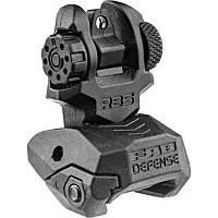 Целик складной FAB Defense ц:black + сертификат на 50 грн в подарок (код 186-287080)