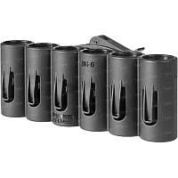 Патронташ FAB Defense 20к. на планку Пикатинни, полимер ц:black + сертификат на 50 грн в подарок (код 186-287088)