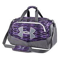 """Мужская спортивная сумка  """"UNDER ARMOUR""""  фиолетовый"""
