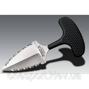 Нож Cold Steel Urban Edge Double Serrated Edge + сертификат на 50 грн в подарок (код 186-313295)