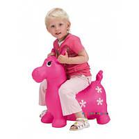 """Детский прыгун """"Цветочный пони"""", розовый John JN59024"""