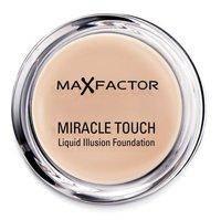 Max Factor Miracle Touch Liquid Illusion Foundation Крем-пудра Тон 40 Creamy Ivory