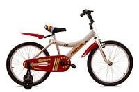"""Велосипед детский Premier Bravo 20"""" White"""