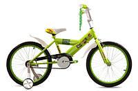 "Велосипед детский Premier Enjoy 20"" Lime"