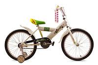 "Велосипед детский Premier Enjoy 20"" white"
