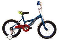 """Велосипед детский Premier Flash 16"""" Blue"""