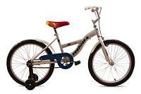 """Велосипед детский Premier Flash 20"""" White"""