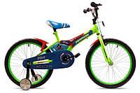 """Велосипед детский Premier Pilot 20"""" Lime"""