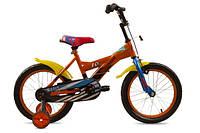 "Велосипед детский Premier Sport 16"" orange"