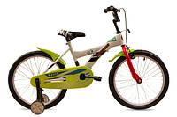 """Велосипед детский Premier Sport 20"""" white"""