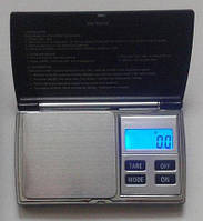 Ювелирные весы Digital Scale Professional Mini 0,1-500г