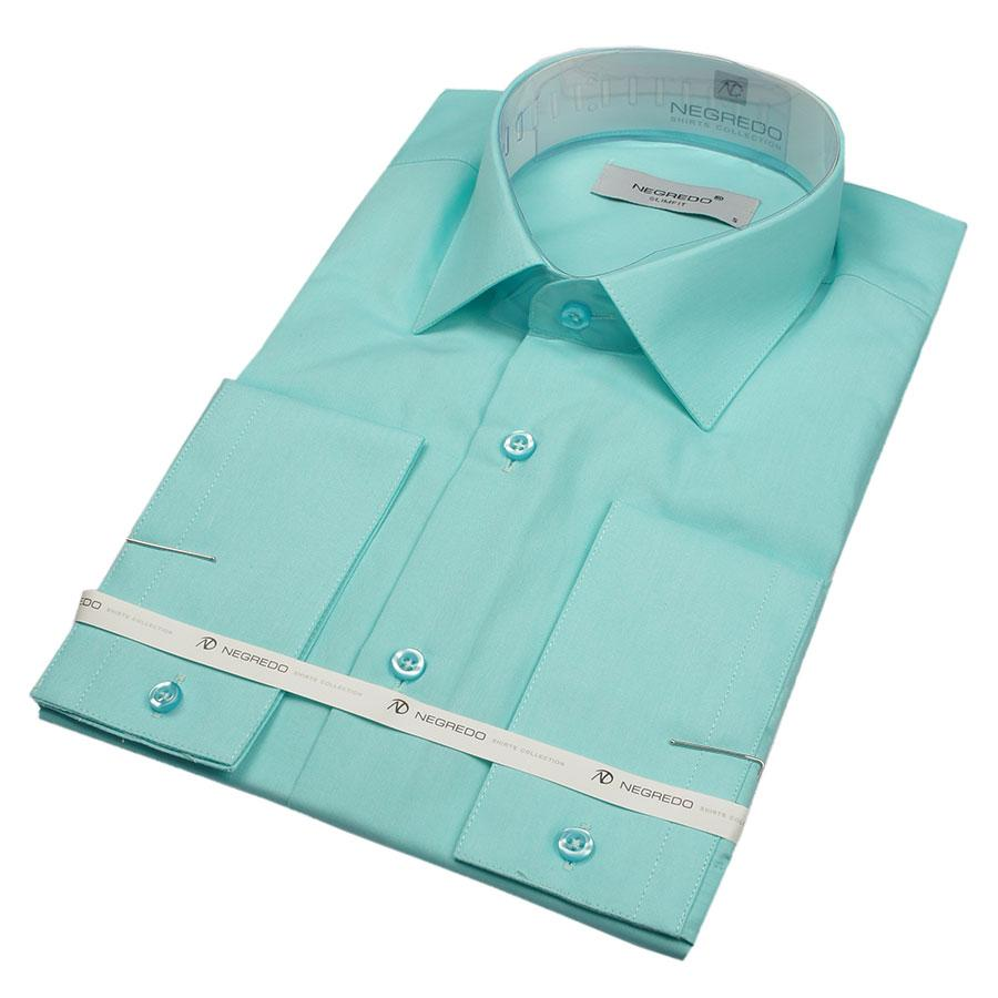 Рубашка мужская Negredo 28017 Slim