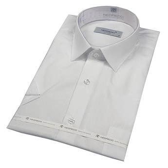Рубашка мужская Negredo WHITE Classic