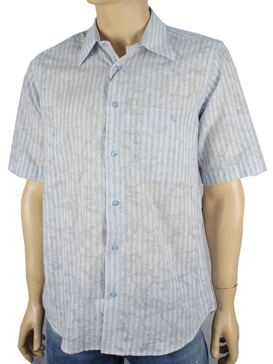 Рубашка мужская Micele Placido марлевка