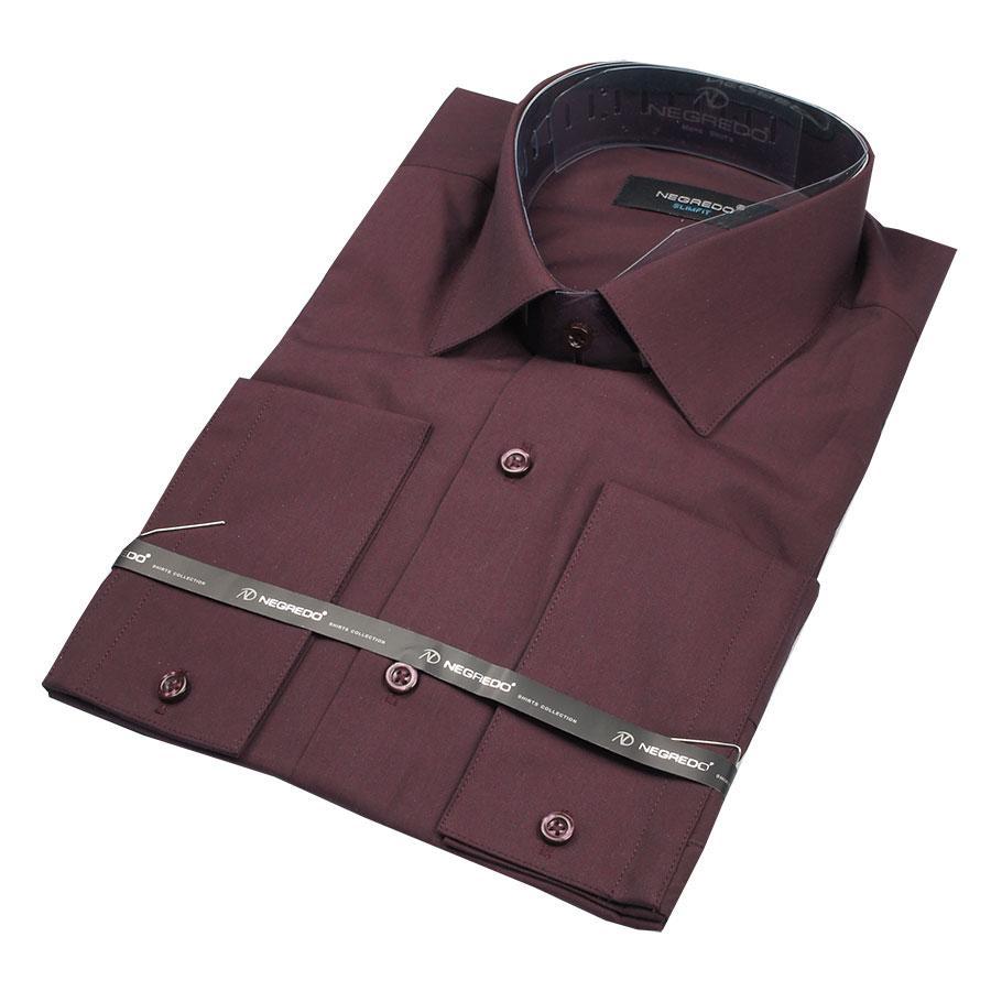 Мужская рубашка Negredo 26073 Slim