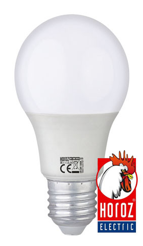 "Лампа SMD LED 10W А60 Е27 3000K          ""PREMIER-10"""