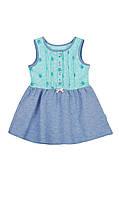 Летнее платье для малышки ТМ Бемби