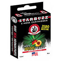 Картриджи для электронных кальянов STARBUZZ E-HOSE Irish Peach (Аромат персика)