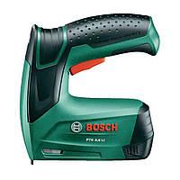 Аккумуляторный степлер Bosch PTK 3