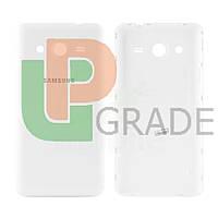 Задняя крышка Samsung G355H Galaxy Core 2 Duos, белая
