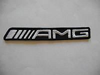 Нашивка с логотипом AMJ (Mercedes-AMG)