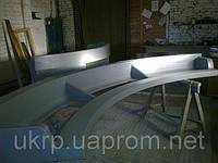 Модельная оснастка из древесины для литья металлов