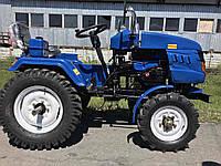 Мототрактор DW 160LX (16 л.с.,регул. колея, без фрезы, гидравлика)