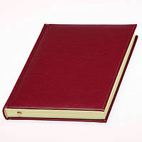 Недатированный ежедневник Небраска, кремовый блок, А5 (цвета в ассортименте)